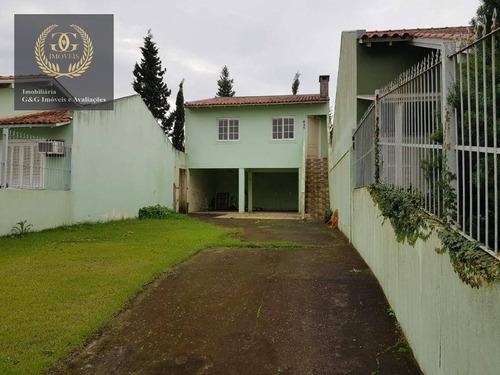 casa residencial, jardim algarve, alvorada. - ca0202