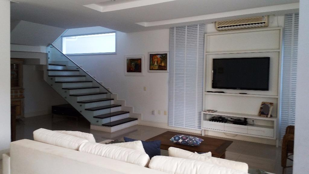 casa residencial - jurere - ref: 13398 - v-13398