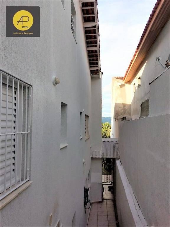 casa residencial na vila oliveira, mogi das cruzes. - ca0053