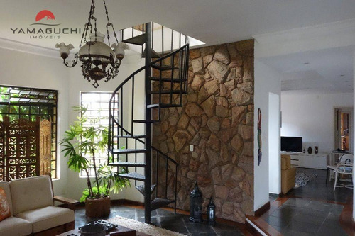 casa residencial ou comercial 500 m² à venda, jardim america, paulínia - ca0010. - ca0010