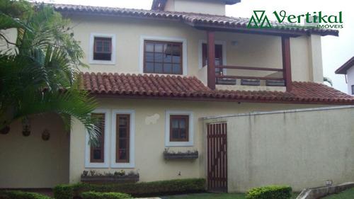 casa residencial para locacao, condominio sao paulo ii, granja viana - l-926