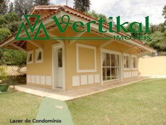 casa residencial para locacao, granja viana - v-652