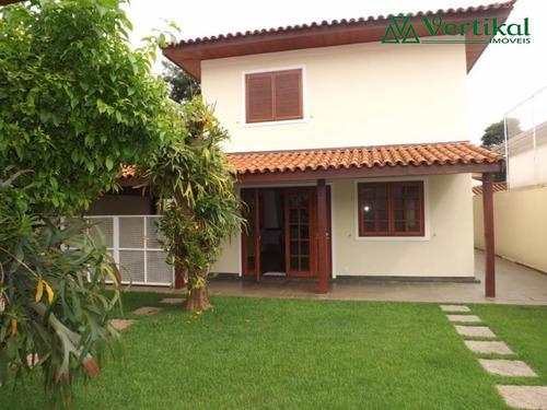 casa residencial para locacao, sao paulo ii, granja viana - l-2612