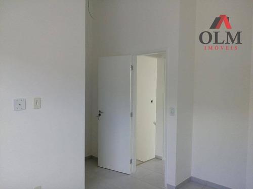 casa residencial para locação, 02 suítes, parque santa maria, fortaleza. - ca0091
