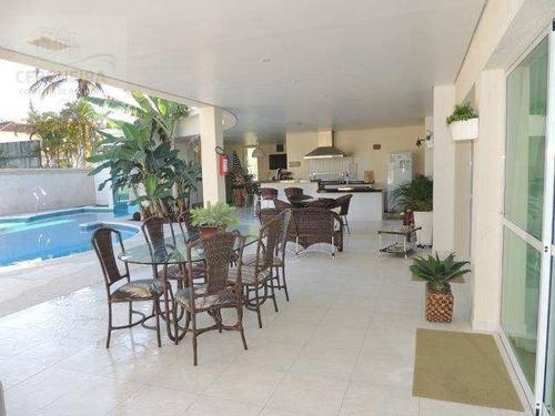 casa  residencial para locação, acapulco, guarujá. - ca0050