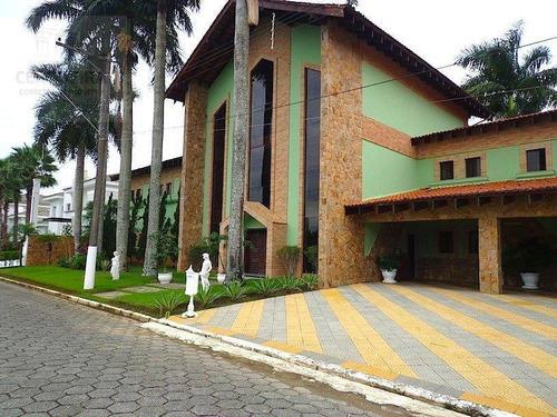 casa  residencial para locação, acapulco, guarujá. - ca0091