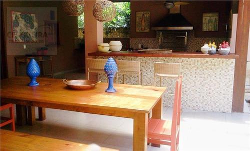 casa  residencial para locação, acapulco, guarujá. - ca0149