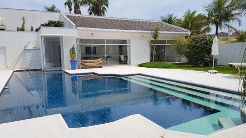 casa residencial para locação, acapulco, guarujá. - ca0503