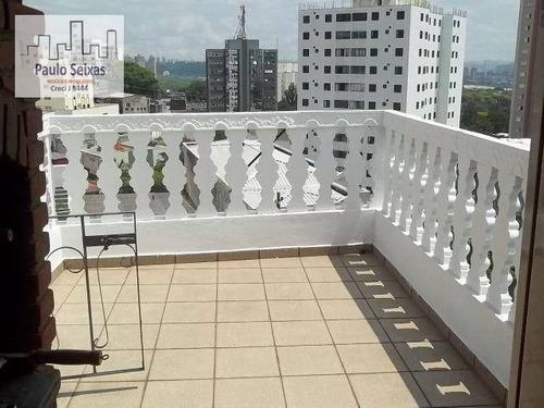 casa residencial para locação, alto da lapa, são paulo. - ca0101