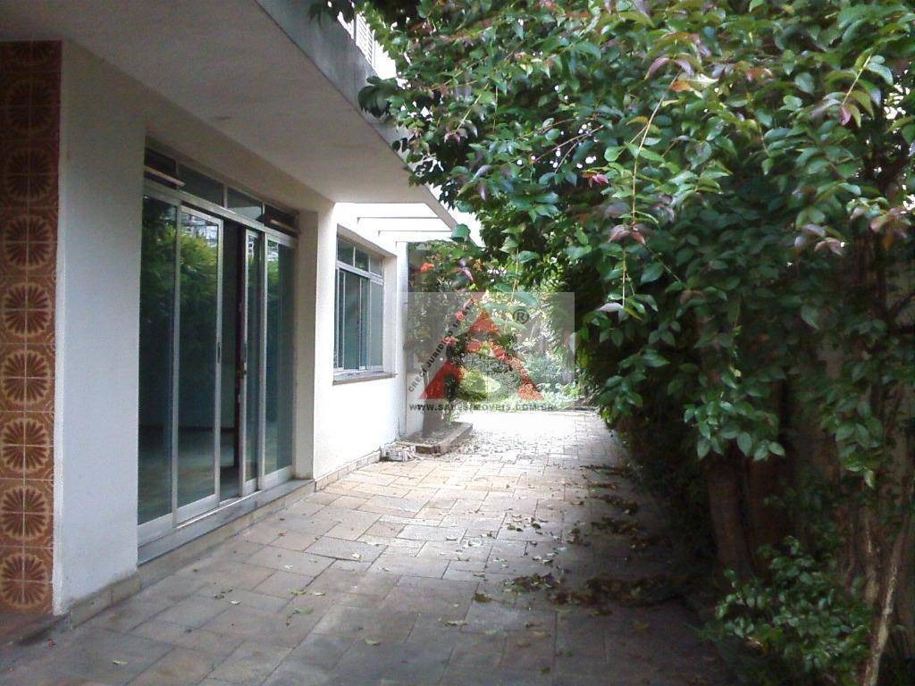 casa residencial para locação, alto de pinheiros, são paulo. - ca1568