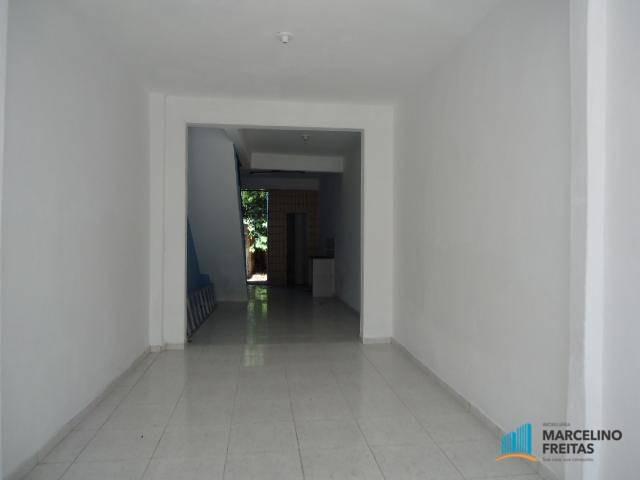 casa residencial para locação, álvaro weyne, fortaleza - ca0412. - ca0412