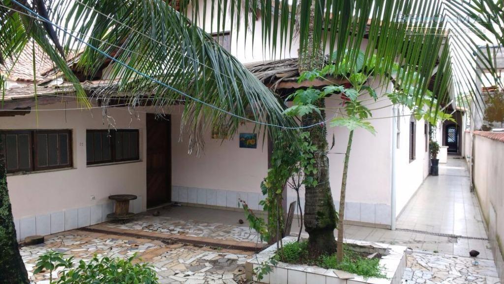 casa  residencial para locação, aviação, praia grande. - codigo: ca0044 - ca0044