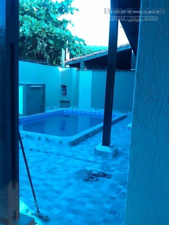 casa  residencial para locação, balneário flórida, praia grande. - codigo: ca0042 - ca0042