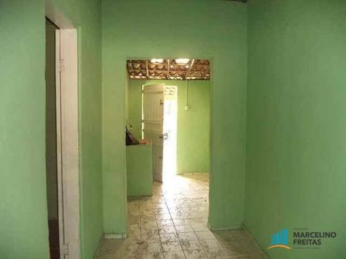 casa residencial para locação, barra do ceará, fortaleza - ca0626. - ca0626