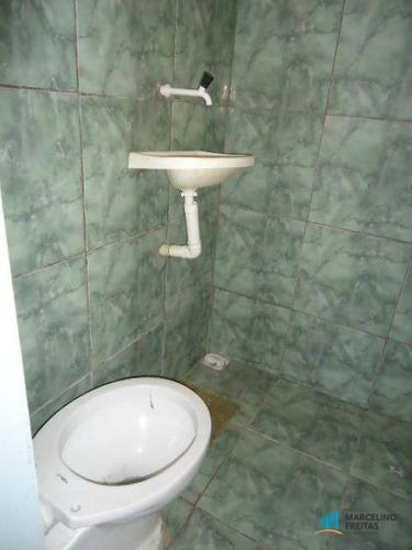 casa residencial para locação, barra do ceará, fortaleza. - codigo: ca0662 - ca0662