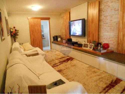 casa residencial para locação, brooklin paulista, são paulo - ca0275. - ca0275