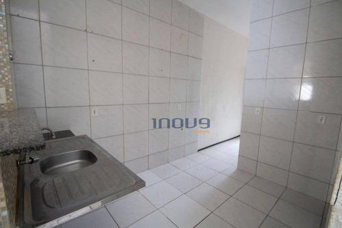 casa residencial para locação, cágado, maracanaú. - ca0451