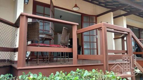 casa residencial para locação, camboinhas, niterói - ca0149. - ca0149