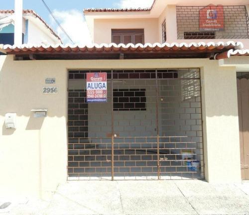 casa residencial para locação, capim macio, natal.l0391 - ca0224