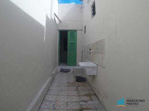 casa residencial para locação, carlito pamplona, fortaleza. - codigo: ca1466 - ca1466