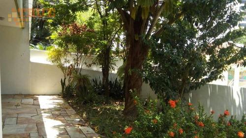 casa residencial para locação, casa forte, recife. - ca0228