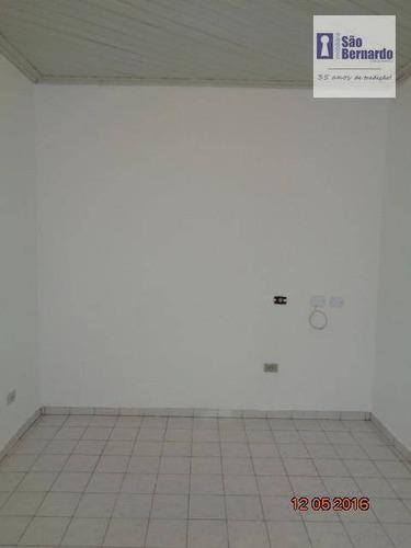 casa residencial para locação, cechino, americana. - ca0947