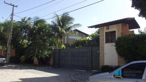 casa residencial para locação, centro, eusébio - ca0669. - ca0669