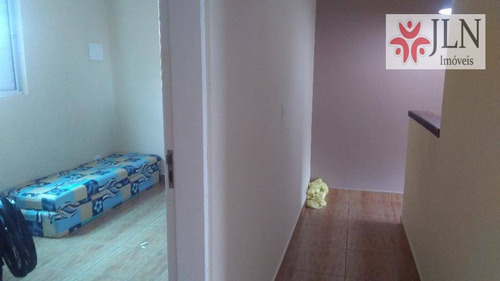 casa residencial para locação, centro, itanhaém. - ca0333