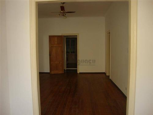 casa residencial para locação, centro, itu. - ca4497