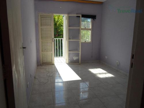 casa residencial para locação, centro, vinhedo. - ca1209