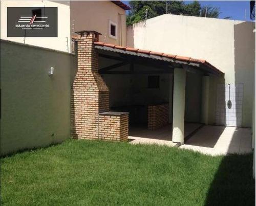 casa residencial para locação, cidade dos funcionários, fortaleza. - ca0024