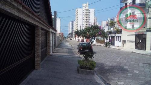 casa residencial para locação, cidade ocian, praia grande. - ca0303