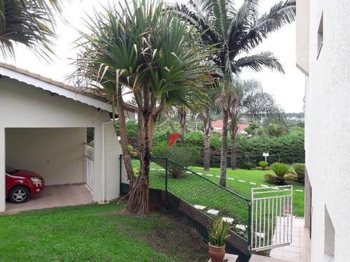 casa residencial para locação, condomínio flamboyant, atibaia. - ca1435