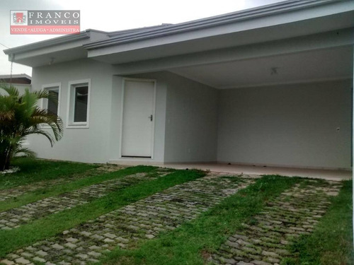 casa residencial para locação, condomínio itamambuca, valinhos - ca0372. - ca0372