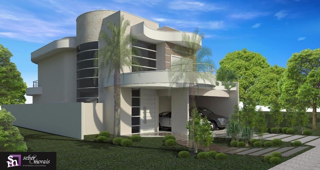 casa residencial para locação, condomínio primavera, nova odessa. - codigo: ca0943 - ca0943
