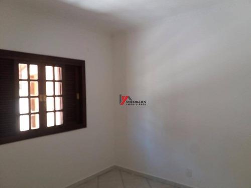 casa residencial para locação, condominio réfugio do sauá, atibaia. - ca1484