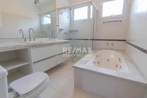 casa residencial para locação, condomínio reserva colonial, valinhos. - ca2184