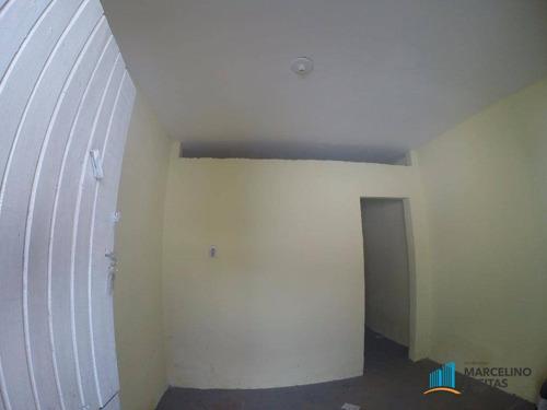 casa residencial para locação, cristo redentor, fortaleza - ca0505. - ca0505
