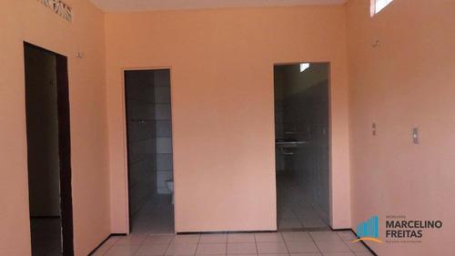 casa residencial para locação, cristo redentor, fortaleza - ca0524. - ca0524