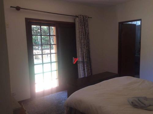 casa residencial para locação, estância parque de atibaia, atibaia. - ca1466