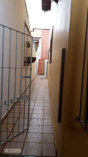 casa residencial para locação, glória, macaé. - ca0451