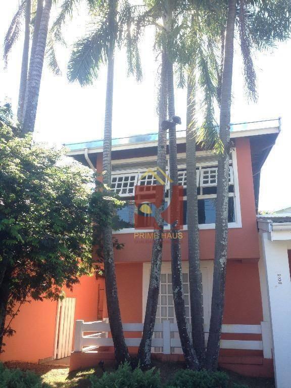 casa residencial para locação, gramado, campinas. - ca0210