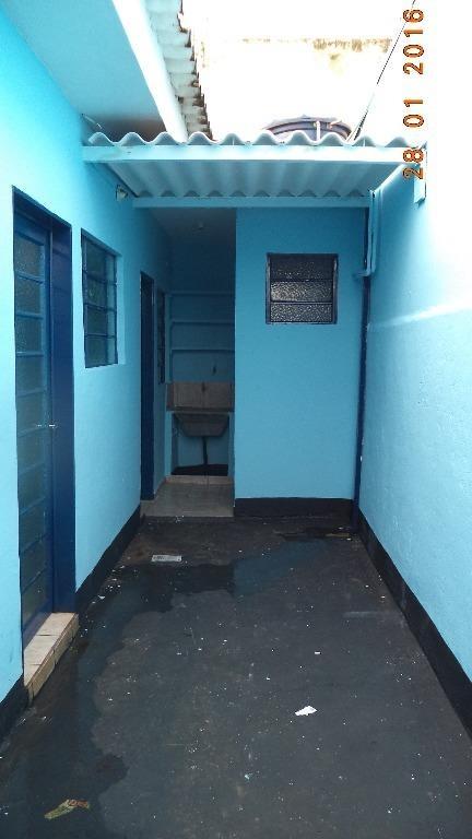 casa residencial para locação, ipiranga, ribeirão preto. - ca0384