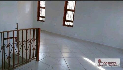 casa residencial para locação, jardim alvorada, marília - ca0388. - ca0388