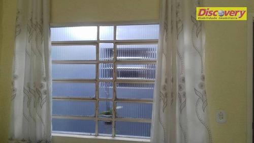 casa  residencial para locação, jardim bom clima, guarulhos. - ca0242