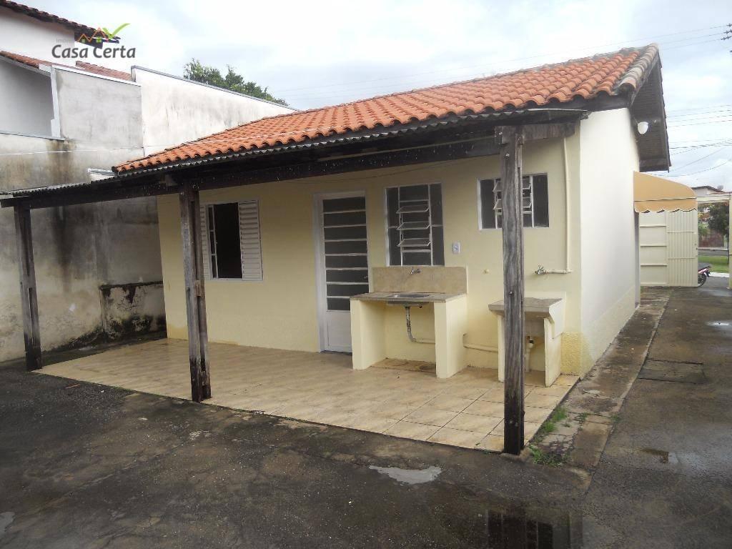 casa residencial para locação, jardim cristina, mogi guaçu. - ca0532