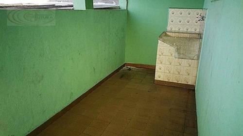 casa residencial para locação, jardim d abril, osasco. - ca0083