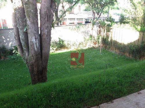 casa residencial para locação, jardim das paineiras, campinas. - ca0197