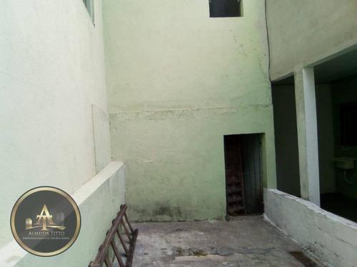 casa residencial para locação, jardim dos camargos, barueri. - ca0667