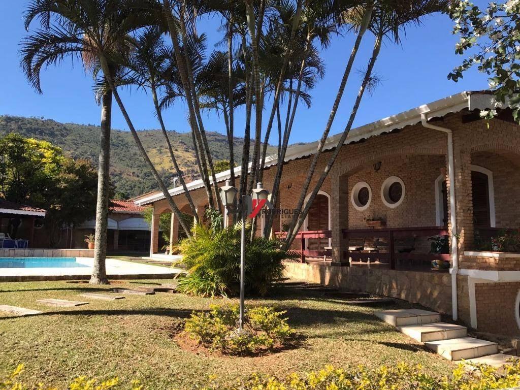 casa residencial para locação, jardim flamboyant, atibaia. - ca1404